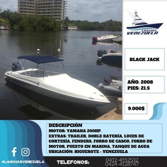 Lancha Black Jack 21.5 Lv369