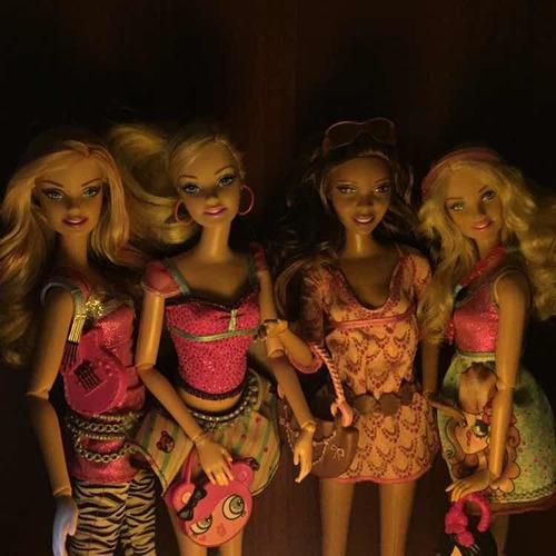 Muñecas Barbie Fashionista Articuladas