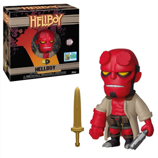 Figura Funko Pop 5 Star Hellboy - Hellboy. Original Wabro