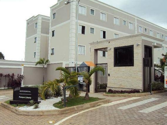 Apartamento Residencial À Venda, Jardim Do Lago, Limeira. - Ap0177