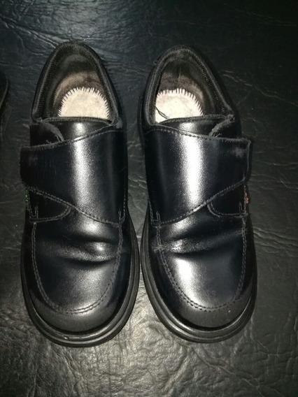 Zapatos Kikers Colegial Varón Núm 33, Poco Uso
