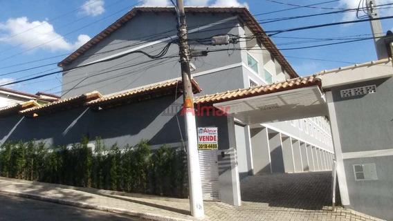 Sobrados Em Condomínio Fechado 2 Suítes E 3 Vagas Em Itaquera - V7602