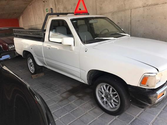 Toyota Tacoma 4x2 Est Cab Sencilla