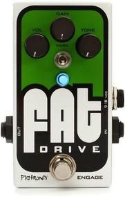 Pedal De Guitarra Pigtronix - Fat Drive