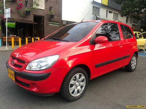 Hyundai Getz Gl Mt 1.4