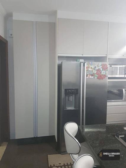 Casa Com 2 Dormitórios À Venda, 100 M² Por R$ 600.000 - Jardim Pinhal - Guarulhos/sp - Ca0007