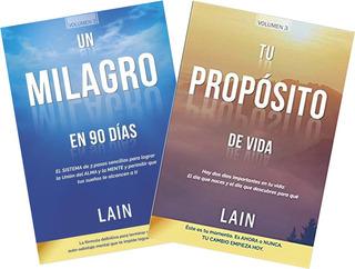 * Lain Garcia Calvo * Un Milagro En 90 + Tu Proposito D Vida