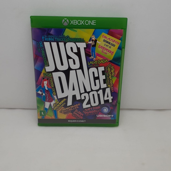 Jogo Just Dance 2014 Xbox One Original
