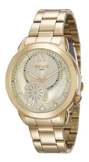 Relógio Seculus Feminino 20416lpsvds1
