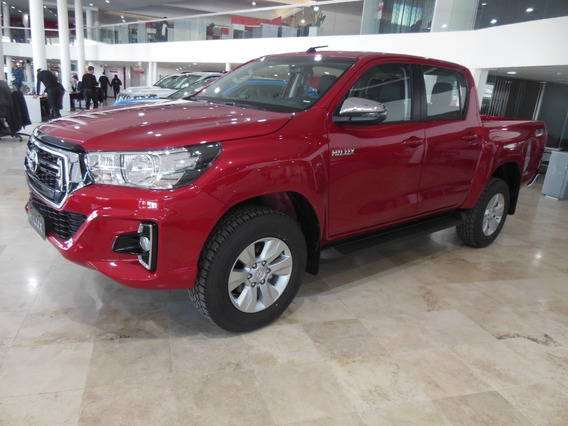 Toyota Hilux 4x4 Srv Mt 2.8