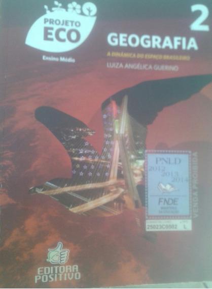 Projeto Eco 2 Geografia Ensino Médio