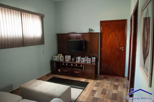 Casa Em Rio Claro - 03 Dormitórios  - C8090