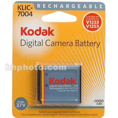 Bateria Original Kodak Klic-7004