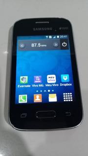 Samsung Galaxy Pocket 2 Duos 4gb Android - Funcionando