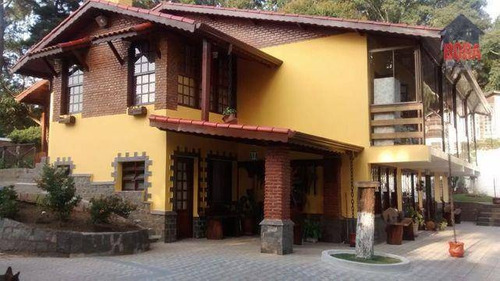 Chácara Com 3 Dormitórios À Venda, 2000 M² Por R$ 930.000,00 - Parque Residencial Encosta Da Cantareira - Mairiporã/sp - Ch0315