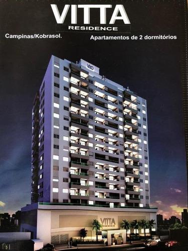 Cobertura Em São José Com 2 Dormitórios - Co0242