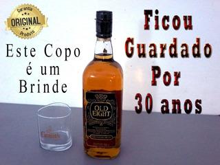 Whisky Old Eight - Original ( Guardado Desde De 1984) )