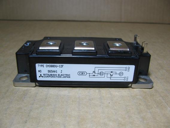 Transistor Igbt Módulo Cm300du-12f 300a 600v Mitsubishi