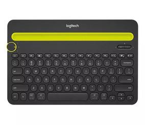 Teclado Logitech K480 Bluetooth Multi Pc Tablet Smartphone