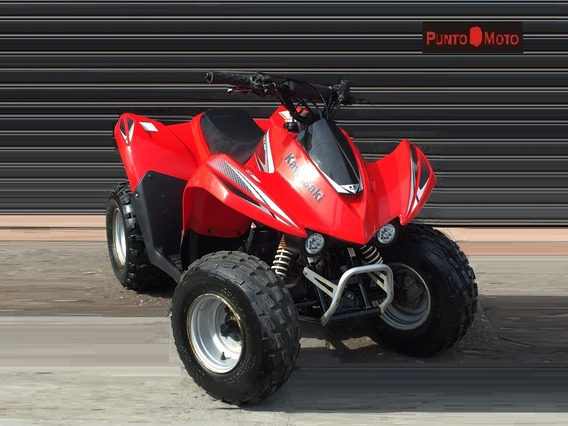 Kawasaki Kfx 90 Cuatriciclo !! Puntomoto !! 11-2708-9671