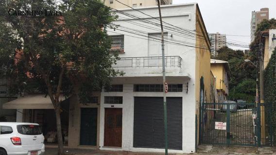 Loja Comercial Para Locação, Perdizes, São Paulo - Lo0028. - Lo0028