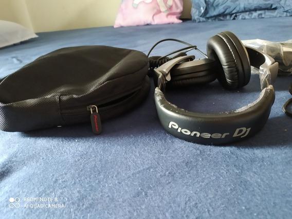 Headphone Pionner Hdj 2000 Mk2 (usado)
