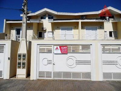 Casa Residencial Para Locação, Jardim São Domingos, Americana. - Ca1236