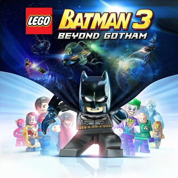 Lego Batman 3 - Playstation 3 - Instale Já