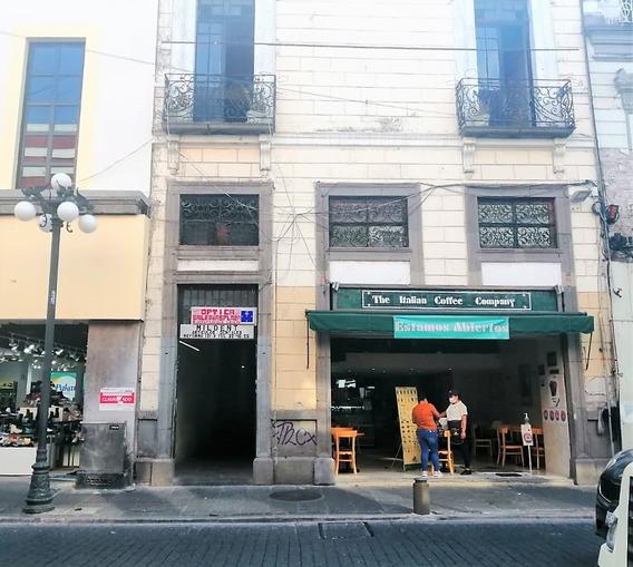 Oficina En Venta En El Centro De Puebla
