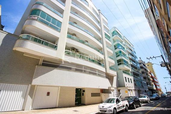 Apartamento Quadra Mar Com 3 Dormitórios - 1260