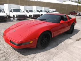 Chevrolet Corvette 1991 Nacional Automatico Impecable