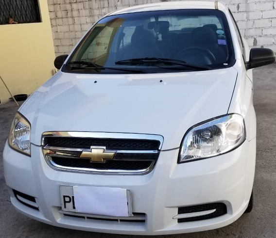 Se Vende Hermoso Chevrolet Aveo Emotion Año 2009 145.000 Km
