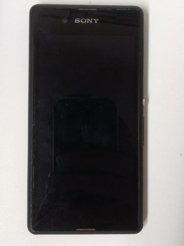 Sony Xperia E3 Com Display Queimado