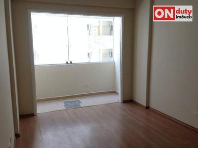Apartamento Residencial À Venda, Aparecida, Santos. - Ap3805