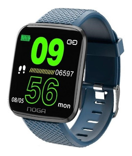 Reloj Inteligente Smart Smartwatch iPhone Android Noga Sw02