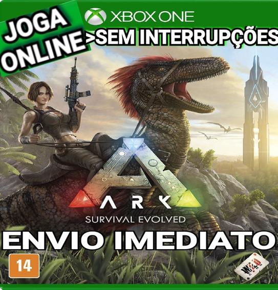 Ark Survival Evolved Xbox One Online Digital Original