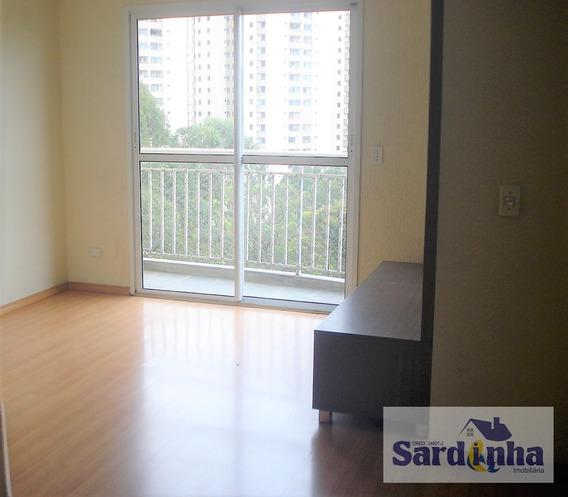 Apartamento À Venda - Chácara Agrindus - Taboão Da Serra - 2751