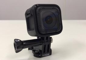 Câmera Gopro Hero Session 4 Impecável Com Cartão De 32gb
