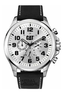 Reloj Cat Caterpillar Pu.149.34.212 Operator Multi Inoxi/cue