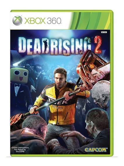 Dead Rising 2 - Xbox 360 - Usado - Original - Midia Física