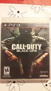 Call Of Duty Black Ops Original Físico Ps3