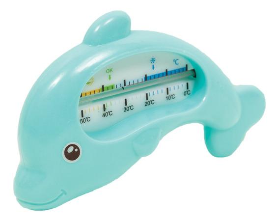 Termometro Para Banho Golfinho Buba Baby Banheira Criança.
