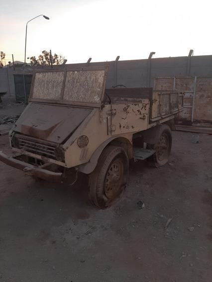 Mercedes-benz Camión Agricola