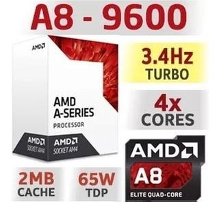 Procesador Amd A8 9600