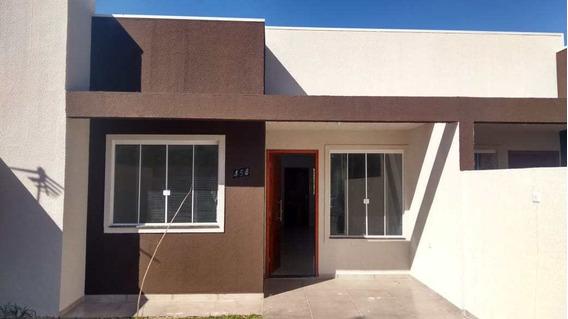 Casa Com 2 Dorms, Gralha Azul, Fazenda Rio Grande - R$ 190 Mil, Cod: 57 - V57