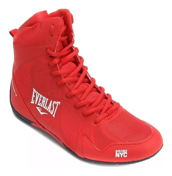 Bota Everlast Ultimate Original Sapatilha Academia Boxe
