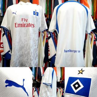 Camisa Hamburgo - Puma - Gg - 2006/2007 - S/nº