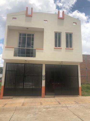 Casa Duplex En Venta, Arandas Jalisco
