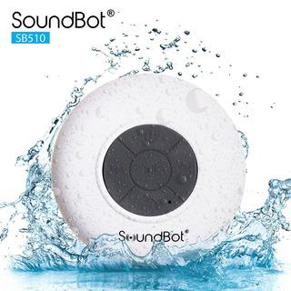 Parlante Bluetooth Soundbot Sb510 Hd Water Resistant 3.0 Sho