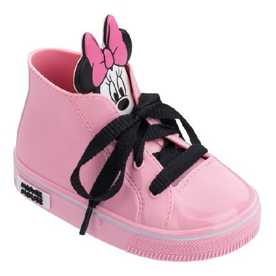 Tênis Minnie Mouse Rosa Grendene 22041